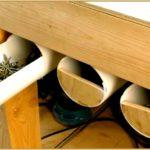 Удобные ящики для хранения мелочевки в мастерской